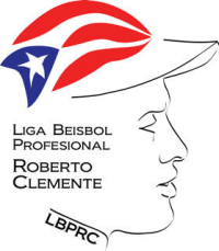 Logo for Puerto Rico Baseball League