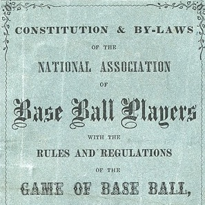 Logo for National Association of Base Ball Players