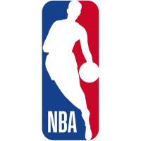 National Basketball Association Stadiums Logo