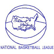 Logo for National Basketball League III