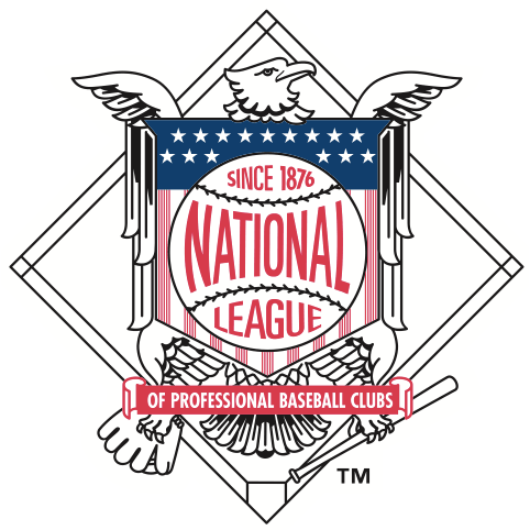 Logo for National League