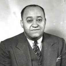Gus Greenlee, owner who led creation of the Negro National League II (NNL)