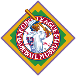 Logo for Negro League Baseball Museum