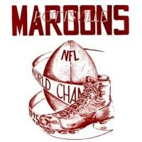 Pottsville Maroons Logo