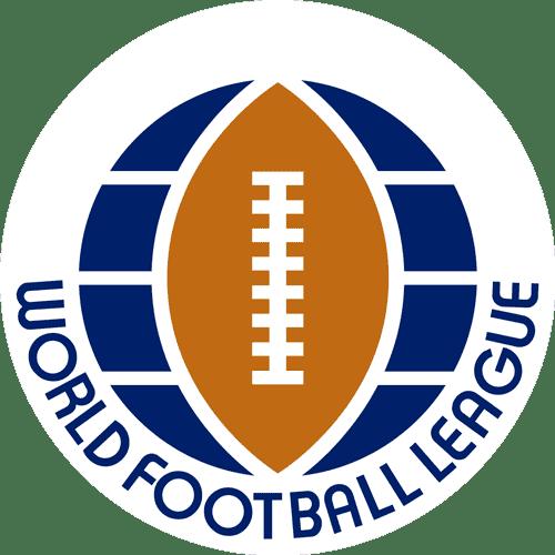 Logo for World Football League