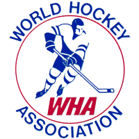 World Hockey Association Stadiums Logo