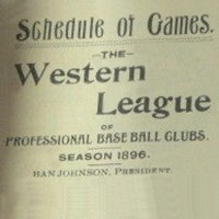 Logo for Western League