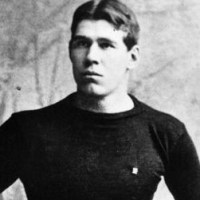 William Walter Pudge Heffelfinger was the first pro player in the Western Pennsylvania Professional Football Circuit (WPPFC)