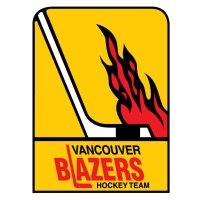 Vancouver Blazers Logo