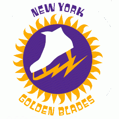 NY/NJ Golden Blades/Knights Logo