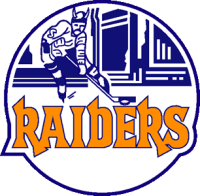 New York Raiders Logo