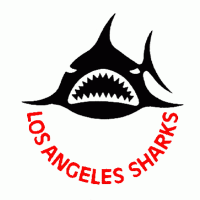 Los Angeles Sharks Logo