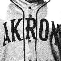 Akron Black Tyrites - Logo