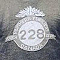 Toronto 228th Battalion Logo