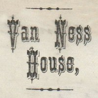 Burlington Van Ness House Logo