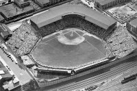 Braves Field in Boston, Mass.