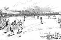 Polo Grounds I (SW Diamond) in Manhattan, NY