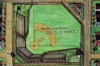 Oriole Park I in Baltimore, MD