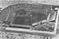 Colt Stadium in Houston, Texas
