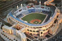 Comiskey Park II in Chicago, IL