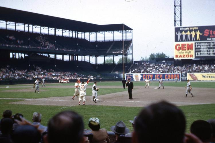 Busch Stadium in St. Louis, MO