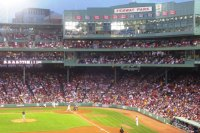 Fenway Park in Boston, Mass.