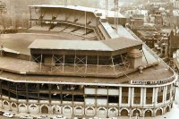 Forbes Field in Pittsburgh, PA