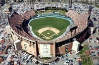 Memorial Stadium in Baltimore, MD