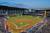 Marlins Ballpark in Miami, FL