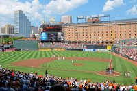 Camden Yards in Baltimore, MD