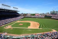 Wrigley Field in Chicago, IL