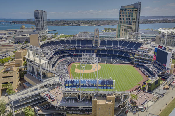 Petco Park in San Diego, California