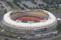 RFK Stadium in Washington, D.C.