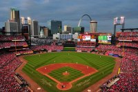 New Busch Stadium in St. Louis, MO