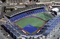 Exhibition Stadium in Toronto, Canada