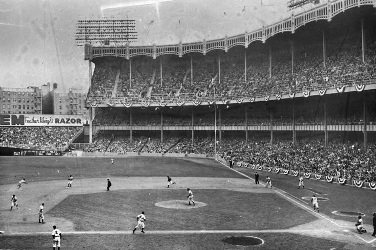 Yankee Stadium II in Bronx, NY