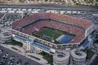 Joe Robbie Stadium in Miami, FL