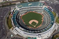 Oakland Coliseum in Oakland, CA
