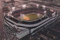 Tiger Stadium in Detroit, MI
