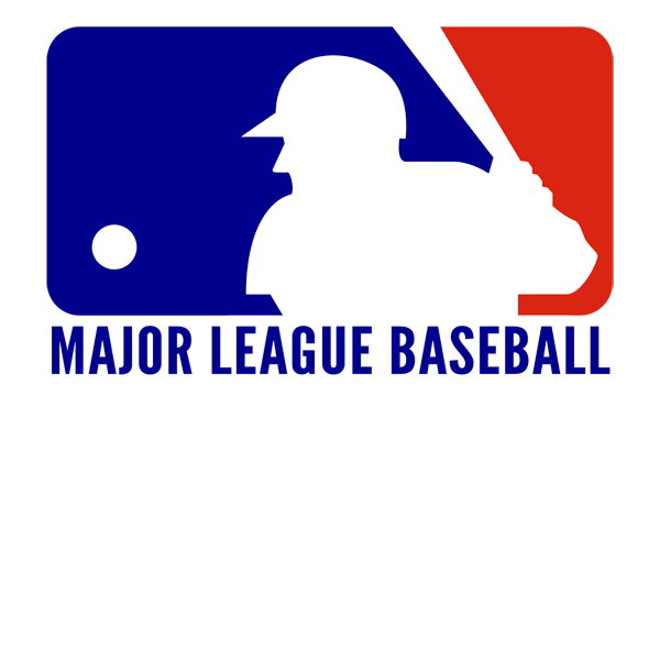 Logo for Major League Baseball (MLB)