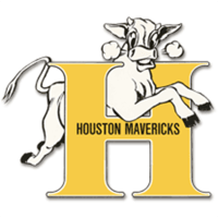 Houston Mavericks Logo