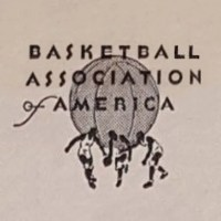 Logo for Basketball Association of America