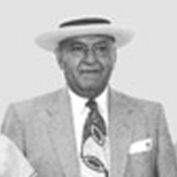 Dr. J.B. Martin, lead organization of the Negro American League (NAL)