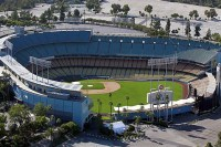 Dodger Stadium in Los Angeles, CA