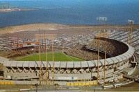 Candlestick Park in San Francisco, CA