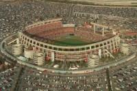 Jack Murphy Stadium in San Diego, CA