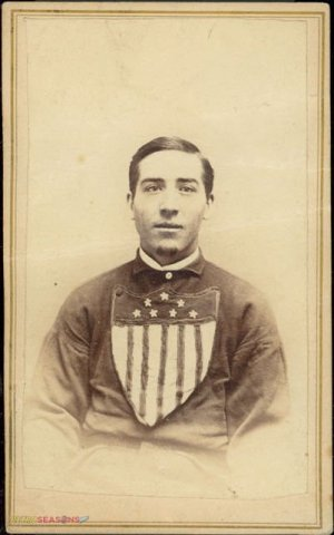 Union of Lansingburgh 1866 Baseball