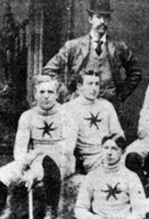 1894-95 Ottawa Hockey Club Season