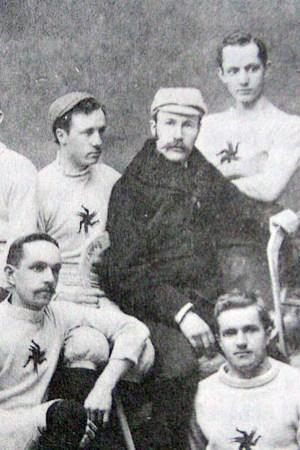 1890-91 Ottawa Hockey Club Season