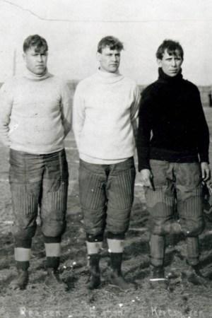 1907 Columbus Panhandles Season